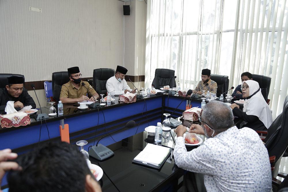 Ketua DPRK Banda Aceh Mengajak Semua Pihak Bekerja Sama Memberantas Judi Online