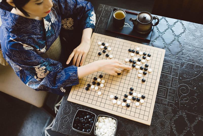 Begini Cara Bermain Board Game Igo yang Fenomenal