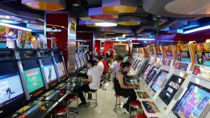 Perangkat Untuk Bermain Game Arcade